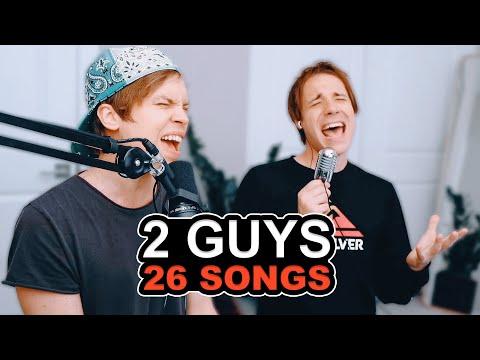 2 Guys 26 Songs feat Black Gryph0n