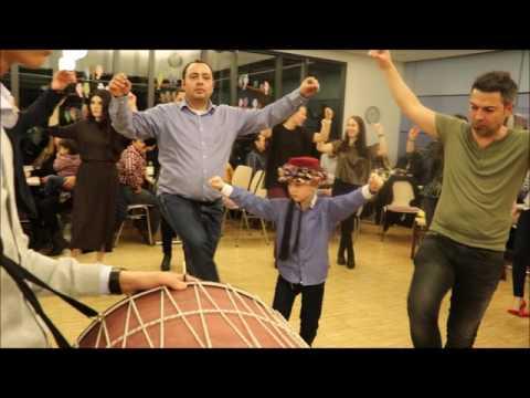 SUTHOT'un 6. Egeliler Kültür ve Eğlence Gecesi'nde Misafirler HARMANDALI Oynuyor (25.02.2017)