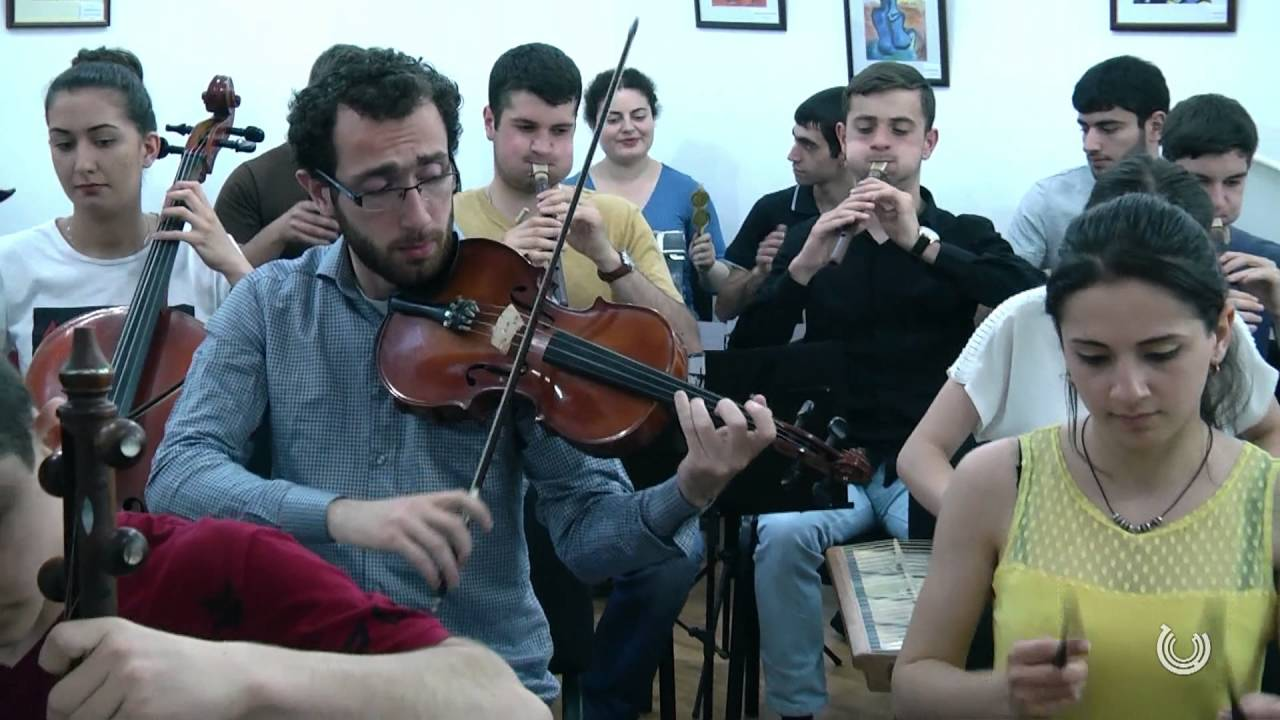 Download Tribute to SOAD: Cover of Aerials by Naregatsi Orchestra