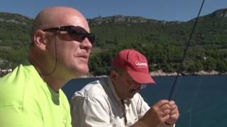Рибалка в Хорватії