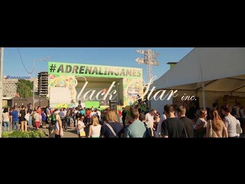 Black Star на Adrenalin Games 2014 (репортаж)