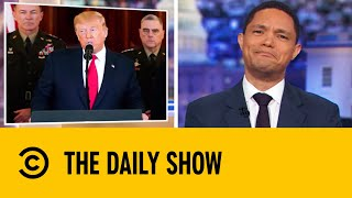 trump-de-escalates-conflict-with-iran-the-daily-show-with-trevor-noah