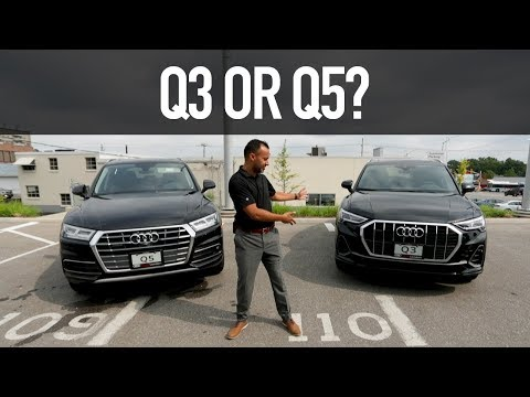 New 2019 Audi Q3! Better option than the Q5?