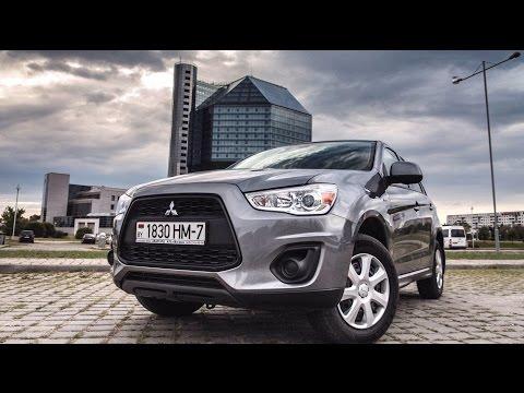 Тестдрайв: Mitsubishi ASX 1.6 MT 2WD 2014my 8000km