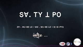 lisu song lyrics ~ SV. TY T PO= (BO-. WU-DE-LE / GW-. WU-DE-LE + SI-SI-PYU)