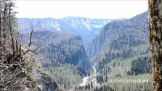 видео Наши экскурсии по Абхазии