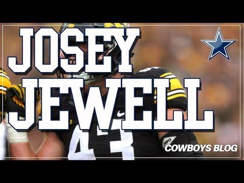 Dallas Cowboys Possible Draft Pick Josey Jewell, LB, Iowa   Top NFL Draft LBs