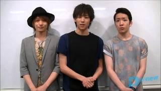 7月号のD-BOYS連載『D-DAYS』には、この夏に舞台に出演する、池岡亮介く...
