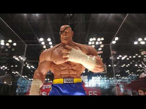 Sagat - Street Fighter by PCS @ NYCC 2017