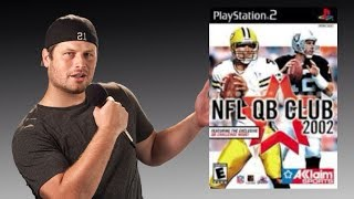 NFL QB Club 2002 (Quarterback Challenge) - Playstation 2 (PS2)