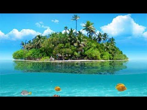 جزر غير مكتشفة