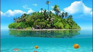جزر غير مكتشفة قطع من الجنة