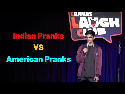 Indian Pranks VS American Pranks | Stand-Up Comedy By Mohd Suhel(Audio Only)