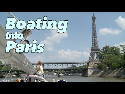 Sailing Destinations - Paris And The French Canals