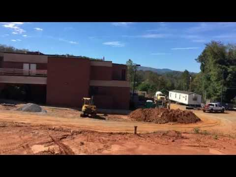 October 13, 2016 Harris Regional Hospital Emergency Department Construction (continued)
