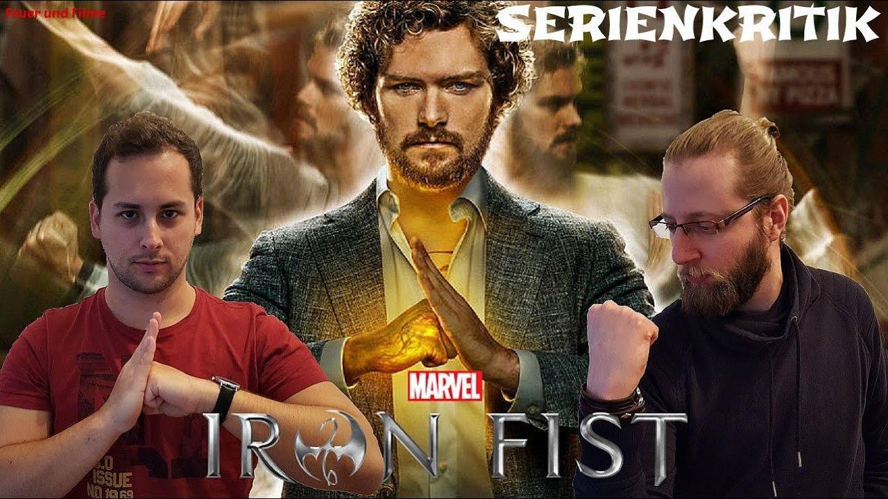 Iron Fist Kritik