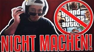 GTA 5 Online: 5 DINGE DIE ECHTE GTA 5 SPIELER NIEMALS MACHEN