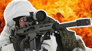 Sniper ile Üst Üste 13 Headshot Atmak!