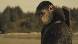 Планеты обезьян: Война - Русский Трейлер 2017