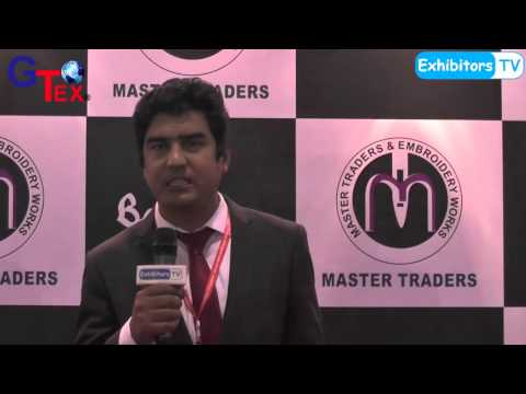 Master Traders & Embroidery Works (Barudan) at Gtex 2016 Textile Machinery Brand Exhibition