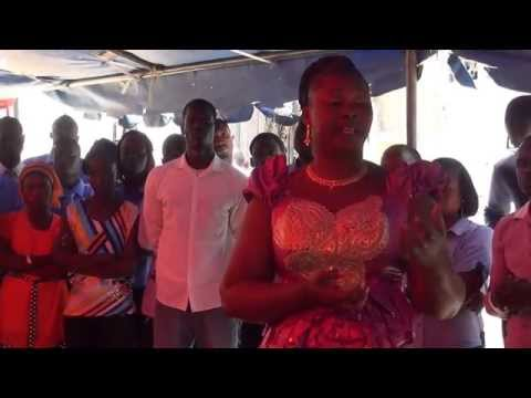 Discours de Mme Oumou Diallo