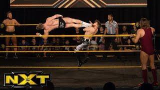Trent Seven & Tyler Bate vs. Pete Dunne & Mark Andrews: WWE NXT, Nov. 29, 2017