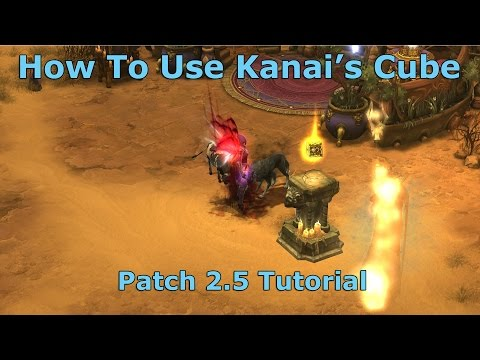How To Best Use Kanai's Cube During Seasons | BlizzPro's Diablo