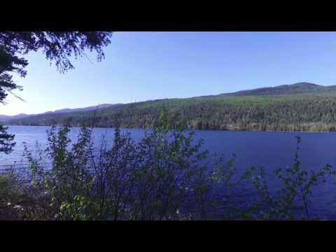 Swan Lake waterfront land for sale - Bigfork, MT