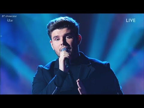 "Lloyd Macey sings STUNNING ""A Different Corner "" Made Sharon Cry X Factor 2017 Live Show Week 3"
