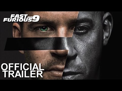 Fast and Furious 9 Trailer #1 2020  Vin Diesel, Paul Walker, Michelle Rodriguez, Jordana Brewster