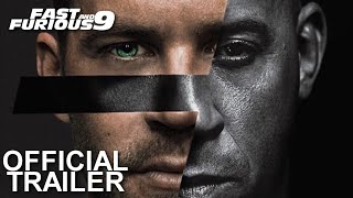 Fast & Furious 9 FanTrailer #1 (2020) -Vin Diesel, Paul Walker, Michelle Rodriguez, Jordana Brewster