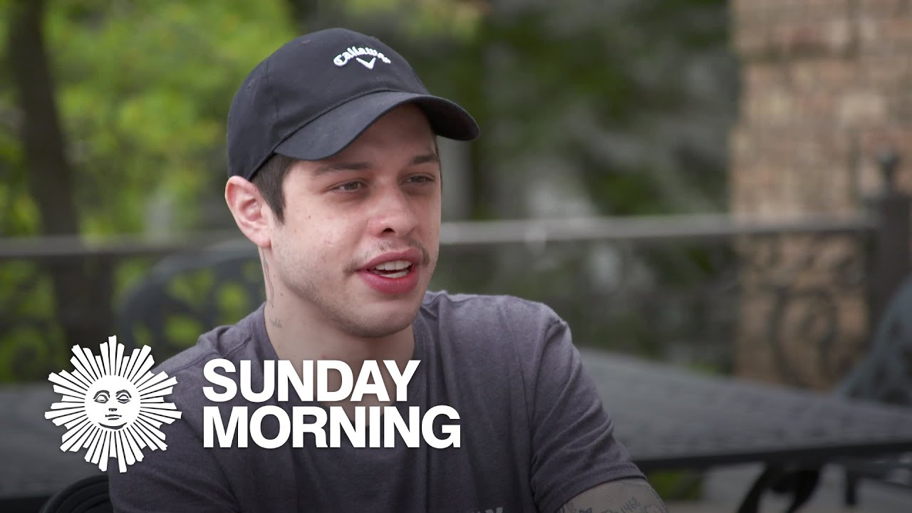 "Pete Davidson on ""The King of Staten Island"""