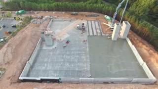 Ernst Concrete   MTC Corporation Self Storage on Jiles Rd 101416v