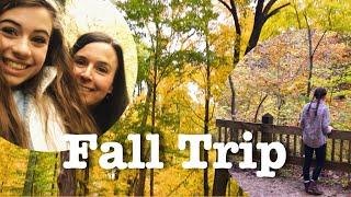 Fall travel diary ~It's Syd~