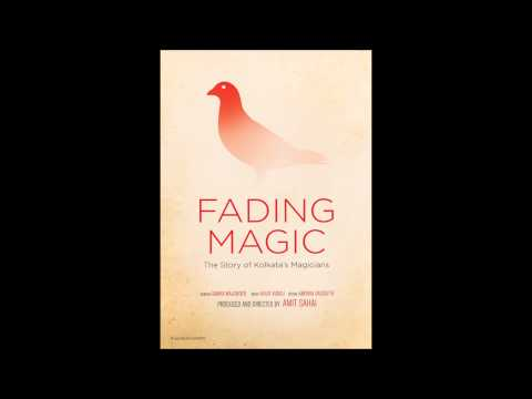 An Interview to Promote Fading Magic with RJ Roy on Shine at 9!