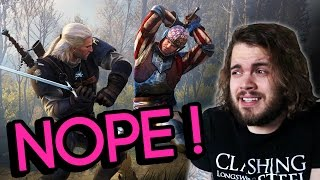 DON'T Fight Like a Witcher!!