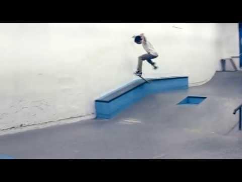 NORD Skateboards X RAD Skatepark