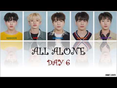 DAY6 (데이식스) - All Alone(혼자야) [Kor|Rom|Eng Color Coded Lyrics]