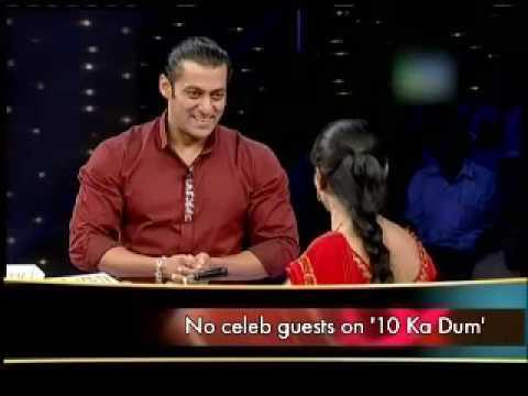 Salman Khan's Hokey Pokey Dus Ka Dum