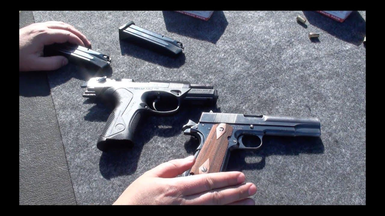 Pistola beretta px4 storm armas de fuego en espa ol youtube for Pistola para lacar muebles precio