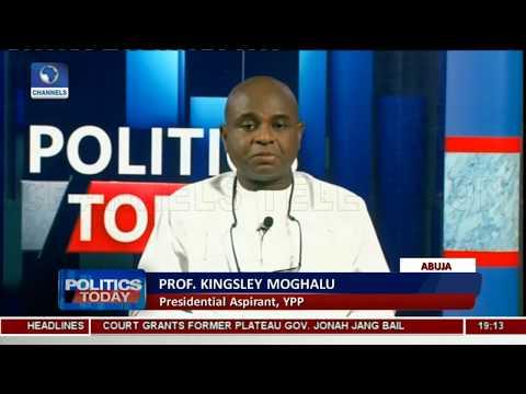 I Will Be Sworn In Nigeria's President By May 29, 2019 - Moghalu