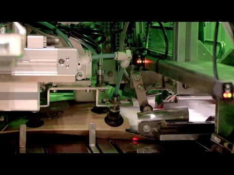 Automated Packaging Machine For Cardboard Mailing Envelopes #DigInfo