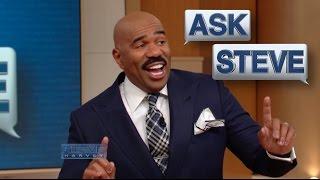 ASK STEVE: I