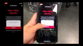 HOW TO CHECK IN FOOTLOCKER, CHAMPS, & FOOTACTION APP