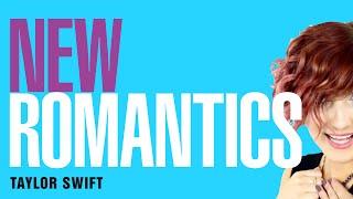 Download Taylor Swift - New Romantics (Lyrics) Punk goes Pop Cover by Halocene