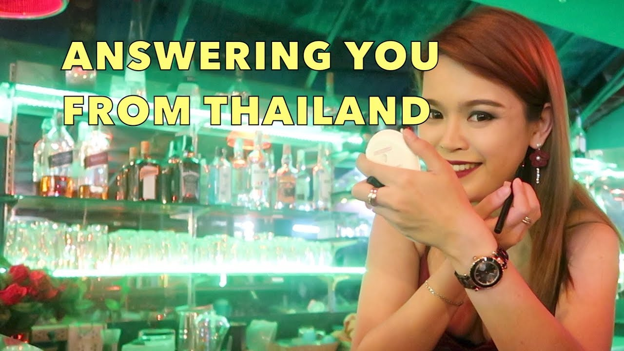 Farang thai dating tour