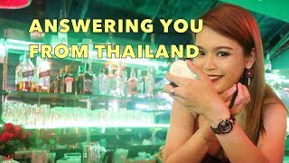Thinking of Dating A Thai Girl?
