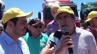 Zezinho Albuquerque anuncia calçamento para o Pátio dos Caminhoneiros