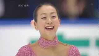 A wonderful performance by Mao Asada.