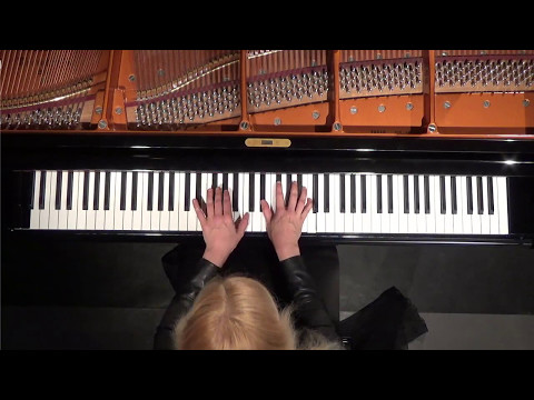 "Valentina Lisitsa, BEETHOVEN, ""Appassionata"", Piano sonata No. 23, F-minor, op 57 on Bösendorfer"